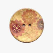 Buttons.etc Exotic Buttons, 12602 - Flowers