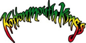 Kottonmouth Kings - Rasta Logo - Iron on or Sew on Embroidered Patch