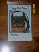 Sassy Bag Pattern by Lazy Girl Designs