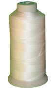 Bonded Nylon Sewing Thread 1500 Yard Size #69 T70 Colour White for Outdoor, Leather, Bag, Shoes, Canvas, Upholstery
