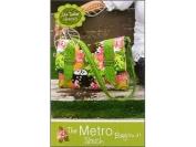 Lila Tueller Designs-The Metro Slouch Bag
