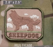 Sheep Dog Patch (Arid)