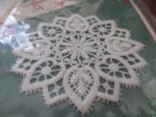 Applique Holiday Lace Ornament Design Applique