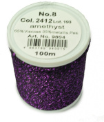 Maderia Sewing Machine Thread Amethyst