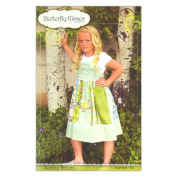 Butterfly Kisses Girls' Sunny Dress Pattern Booklet