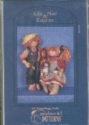 LILA MAE & EUGENE - 60cm Ragg-Bagg Dolls [SEWING PATTERNS]