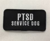PTSD Service Dog Patch 2x4