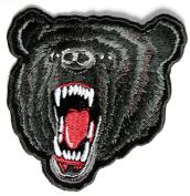 Small Black Bear Patch