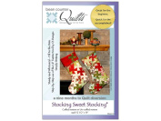 Bean Counter Quilts Stocking Sweet Stocking Pattern