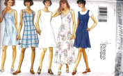 Butterick Sewing Pattern 4497 Misses' Dress & Jumpsuit, Size 6-8-10