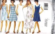 Butterick Sewing Pattern 4497 Misses' Dress & Jumpsuit, Size 6-8-10