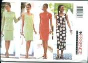 Butterick Sewing Pattern 4500 Misses'/Misses' Petite Jacket & Dress, Size 20 22 24