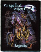 Crystal Viper-Legends-Woven Patch