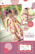 Izzy + Ivy Patterns Ruthie's Romper
