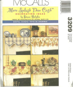 McCall's 3209 : Mantel Covers