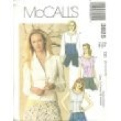 Misses Shirts McCall's Sewing Pattern 3925 (Size DD