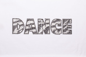 Zebra Dance Transfer, Black