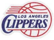 Los Angeles Clippers Logo Patch