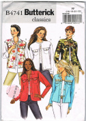 Butterick B4741 Jacket