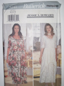 Butterick Pattern 3241 Jessica Howard Misses'/Misses' Petite Dress & Slip Sizes 12-14-16