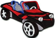 Dune Buggy Off Road Car Baja Retro Racing Applique Iron-on Patch S-527 Cute Gift to Your Cloth.