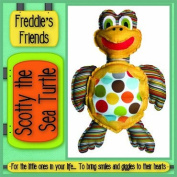 Scotty the Sea Turtle Softie Sewing Pattern