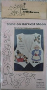 Shine on Harvest Moon - Includes Vest Pattern and Design Patterns