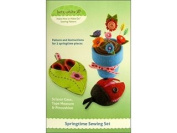 Betz White Springtime Sewing Set Ptrn