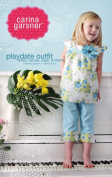 Carina Gardner, Playdate Outfit Sewing Pattern