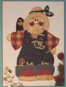 Scarecrow & Friends Craft Pattern