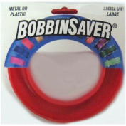 Bobbin Saver Organiser for Metal or Plastic Jumbo 2.7cm Bobbins -Red