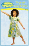 Vanilla House Poppys Easy Dress Ptrn