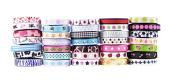 Hip Girl Boutique Printed Grosgrain Ribbon Sampler