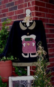 Whimsical Angel Sweatshirt Pattern - Applique Sewing Pattern from Serendipity Studio
