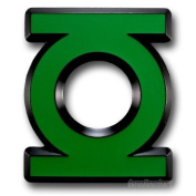 Officially Licenced Dc Comic Green Lantern Logo Die Cut Logo Belt Buckle