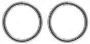 20 - Country Brook Design® 5.1cm Welded Heavy Duty O Rings
