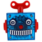 Blue Robot Tape Measure