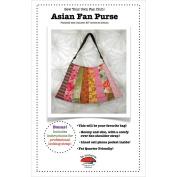 La Todera Patterns-Asian Fan Purse
