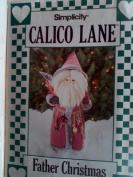 Simplicity 3211 Calico Lane Father Christmas