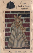 Ida Mae - Patterns & Instructions for 50cm doll from Prairie Grove Peddler