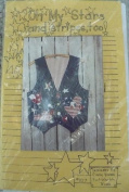 Oh My Stars and Stripes Too - Vest Pattern from Cindy Young #107