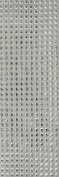 Rhinestone Strips 50147 Sticker Sheet, Clear