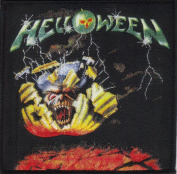 Helloween-First-Ep-Woven Patch