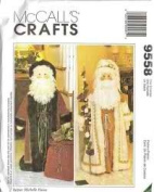McCall's Crafts 9558 Santa Greeter
