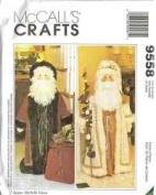 McCall's Crafts 9558 Santa Greeter