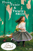 Sew Liberated Patterns-Children's Flora Tunic And Twirly S