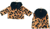 LEOPARD VEST/JACKET Ornament, Assorted 2
