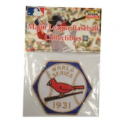 MLB St. Louis Cardinals 1931 World Series Patch