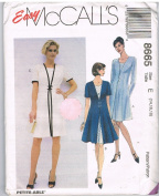 Easy McCall's 8665 Jacket and Dress