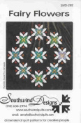 Fairy Flowers Dimensional quilt patterns for creative people